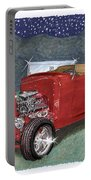1932 Ford High Boy Portable Battery Charger