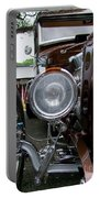 1932 Ford Roadster Head Lamp View Portable Battery Charger