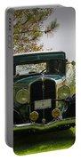 1932 Frontenac 6-70 Sedan  Portable Battery Charger
