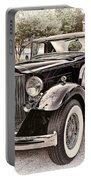 1932 Packard 903 Victoria Portable Battery Charger