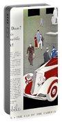1933 - Hupmobile Sedan Automobile Advertisement - Color Portable Battery Charger