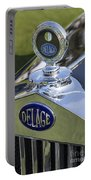 1933 Delage Portable Battery Charger