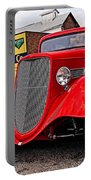 1933 Ford Coupe Portable Battery Charger