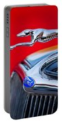 1933 Ford Hood Ornament Portable Battery Charger