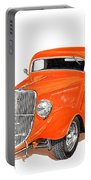 1933 Ford Three Window Coupe Portable Battery Charger