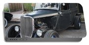 1933 Ford Two Door Sedan Front And Side View Portable Battery Charger
