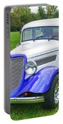 1933 Ford Vicky Portable Battery Charger