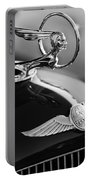 1933 Pontiac Hood Ornament 4 Portable Battery Charger