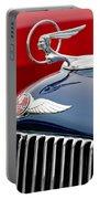 1933 Pontiac Street Rod Hood Ornament Portable Battery Charger