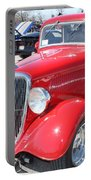 1934 Ford Greyhound Two Door Sedan Portable Battery Charger