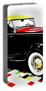1934 Ford Phaeton V8  Portable Battery Charger