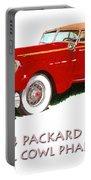 1934 Packard V-12 Dual Cowl Phaeton Portable Battery Charger