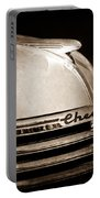 1935 Chevrolet Hood Ornament - Emblem Portable Battery Charger