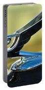 1935 Chevrolet Sedan Hood Ornament 2 Portable Battery Charger