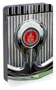 1935 Pierce-arrow 845 Coupe Emblem Portable Battery Charger