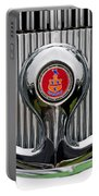 1935 Pierce-arrow 845 Coupe Emblem Portable Battery Charger
