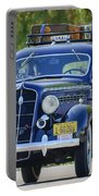 1935 Plymouth Taxi Cab Portable Battery Charger