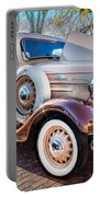 1936 Chevrolet Pick Up Truck Painted    Portable Battery Charger