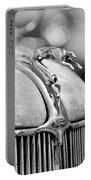 1936 Ford Cabriolet Hood Ornament - Emblem Portable Battery Charger