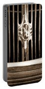 1936 Ford Phaeton Grille Emblem Portable Battery Charger