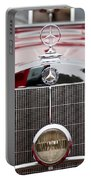 1936 Mercedes-benz 540k Mayfair Special Roadster Grille Portable Battery Charger