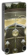1936 Mercedes Benz Portable Battery Charger