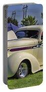 1936 Pontiac Hood Ornament Portable Battery Charger