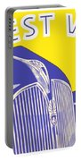 1937 - Plymouth Automobile Advertisement - Color Portable Battery Charger