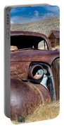 1937 Chevrolet Coupe At Bodie Portable Battery Charger