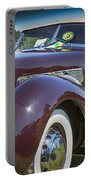 1937 Cord Phaeton Portable Battery Charger