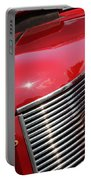 1937 Desoto Front Grill And Head Light 7285 Portable Battery Charger