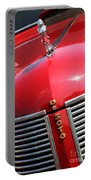 1937 Desoto Front Grill Portable Battery Charger