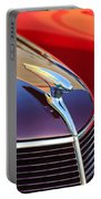 1937 Ford Hood Ornament 2 Portable Battery Charger