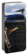 1937 Ford Model 78 Cabriolet Convertible By Darrin Portable Battery Charger