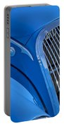 1937 Peugeot 402 Darl'mat Legere Special Sport Roadster Recreation Grille Emblem Portable Battery Charger