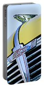 1938 Chevrolet Coupe Hood Ornament -0216c Portable Battery Charger