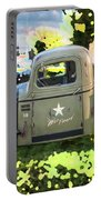 1938 Chevy Pick Up Truck Rat Rod Portable Battery Charger