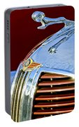 1938 Dodge Ram Hood Ornament 3 Portable Battery Charger