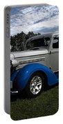 1938 Fargo Portable Battery Charger