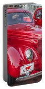 1938 Ford 2 Door Sedan Painted  Portable Battery Charger