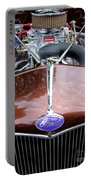 1938 Ford Roadster Portable Battery Charger