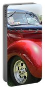 1938 Ford Two Door Sedan Portable Battery Charger