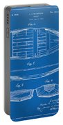 1938 Rowboat Patent Artwork - Blueprint Portable Battery Charger