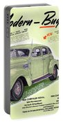 1939 Imperial Vintage Automobile Ad Portable Battery Charger