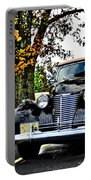 1940 Cadillac Coupe Portable Battery Charger