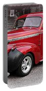 1940 Chevy Coupe Portable Battery Charger