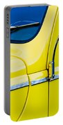 1940 Ford Deluxe Side Emblem Portable Battery Charger