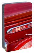 1940 Gmc Side Emblem Portable Battery Charger