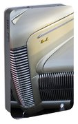 1940 Nash Grille Portable Battery Charger