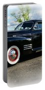 1941 Cadillac Coupe Portable Battery Charger by Paul Ward